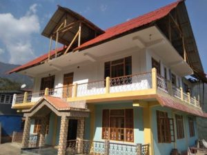 Sittong Toryok Homestay