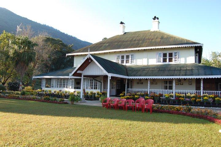 Tumsong Chiabari Tea Garden