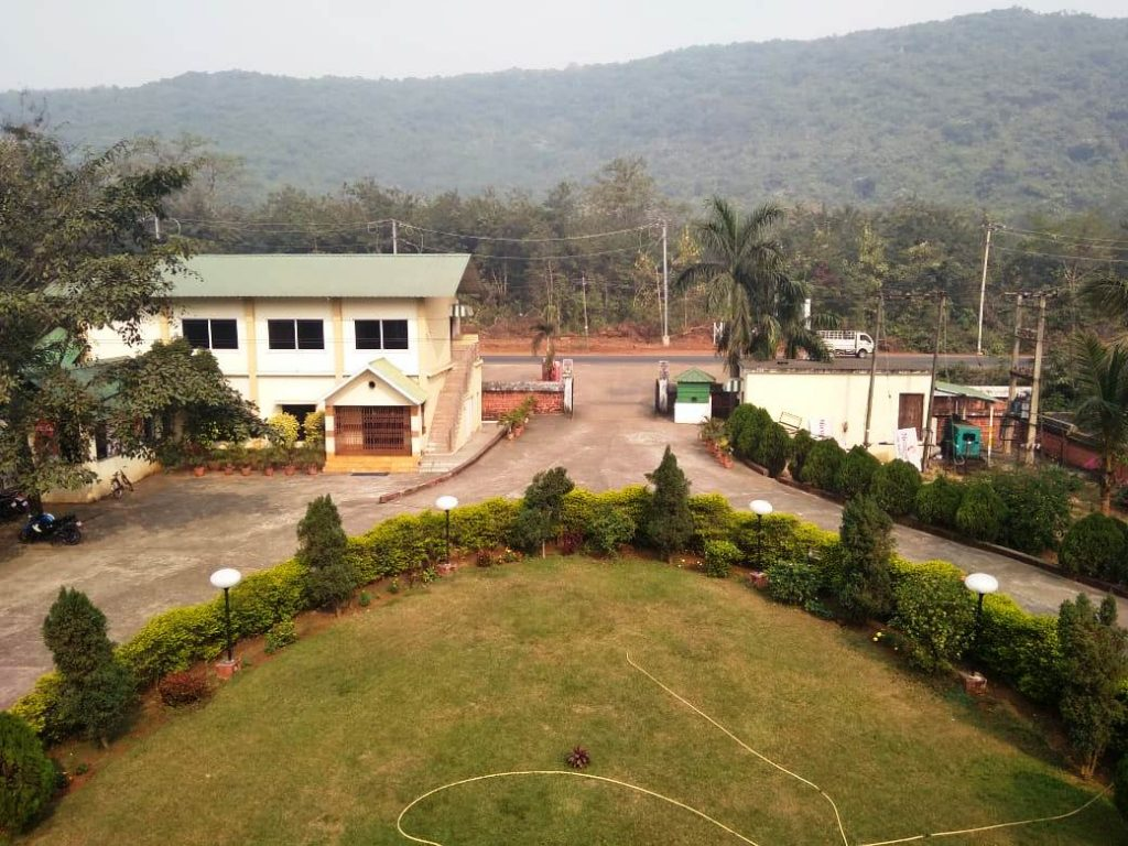 Dhenkanal Forest Resort