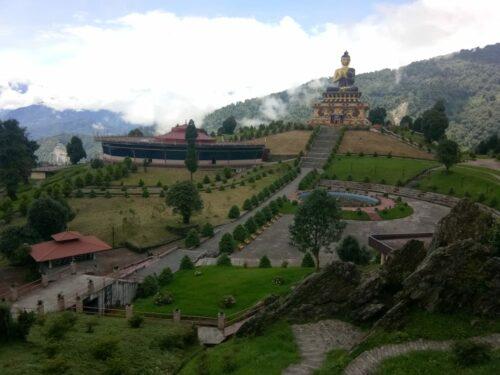Chalamthang Village Homestay