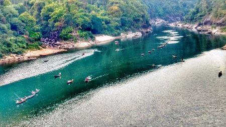 adventure sports in Shnongpdeng