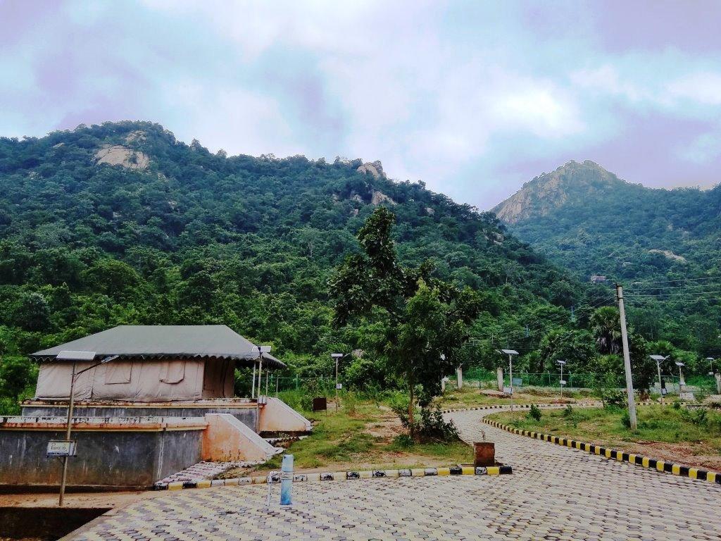 Pakhi Pahar,Mathaburu Hills