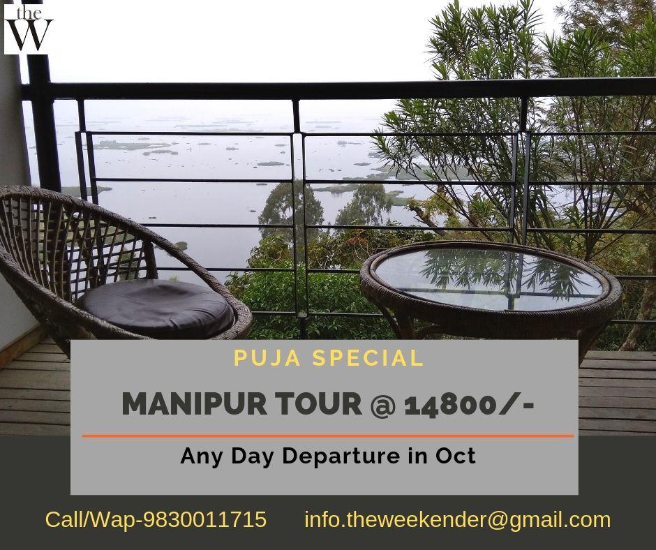 Exclusive Manipur Puja Package 2019