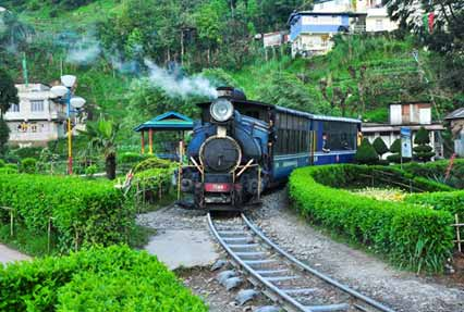 MAGNIFICENT NORTHEAST TOUR-DARJEELING 2N-GANGTOK 3N