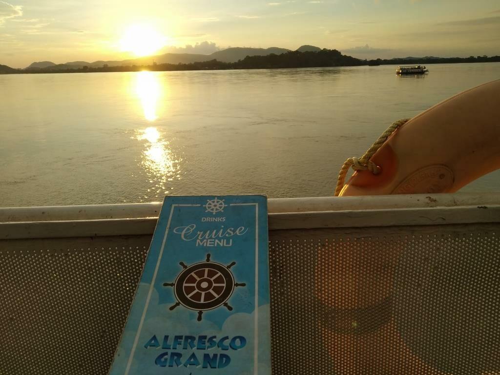 Cruise to River Brahmaputra
