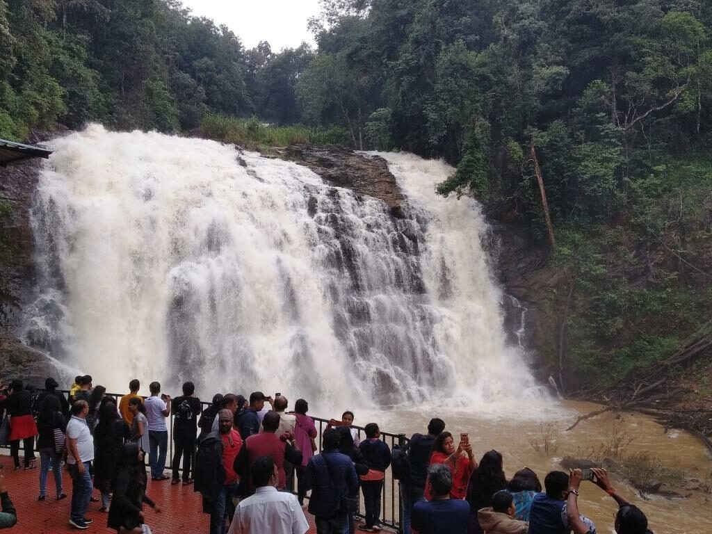 Abbey Falls-Coorg tour from kolkata