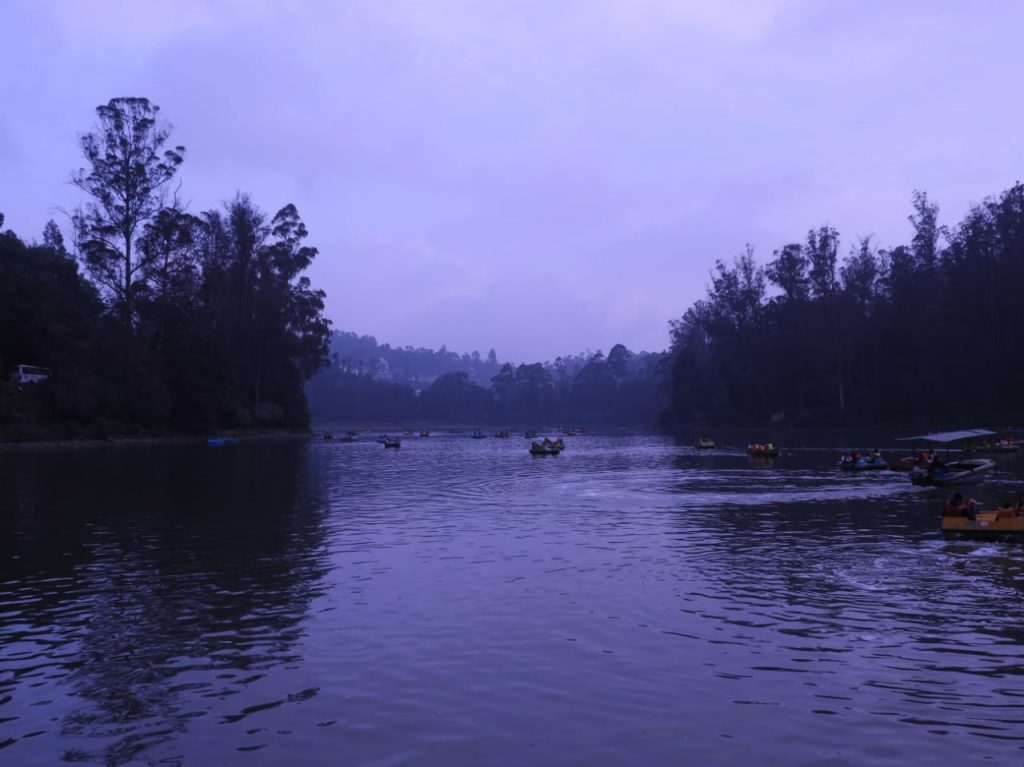 Ooty Lake-coorg tour from kolkata