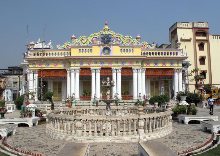 Pareshnath Jain Temple,Kolkata City Tour