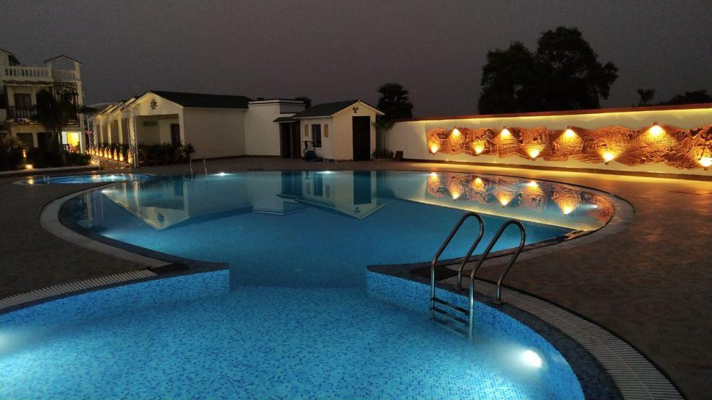 Ballavpur Garden Resort,Bolpur