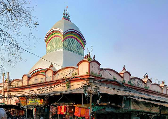 Kalighat-Temple