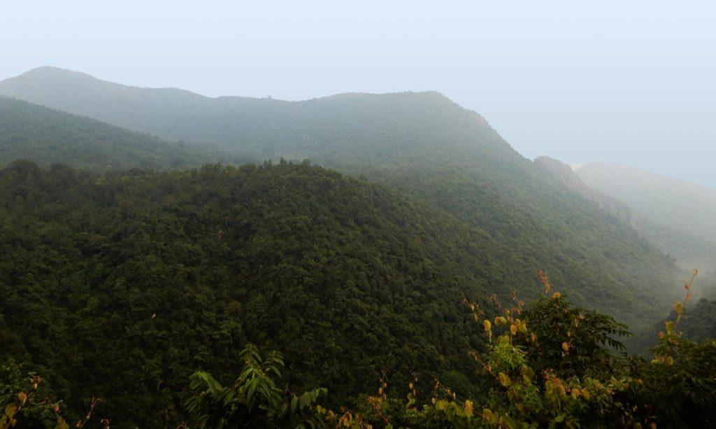 Mandasaru Valley,Phulbani