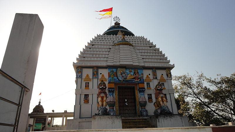 Jagannath Deula,Phulbani