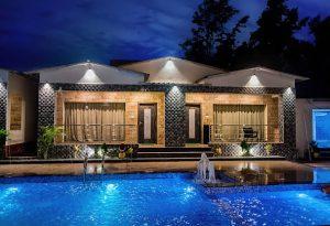 Mandarmani Pool view resort