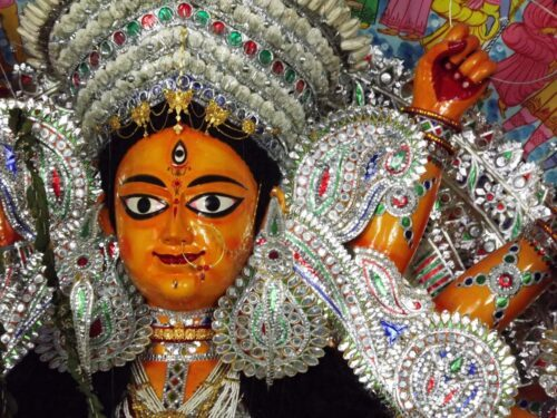 Durga Puja of Rural Bengal